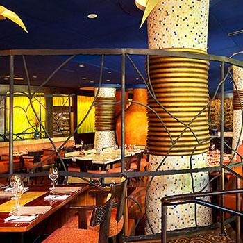 Stiely Design Disney Restaurants